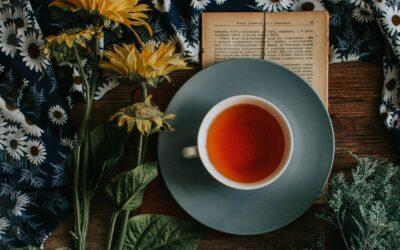 Gør noget godt for dig selv og drik økologisk te